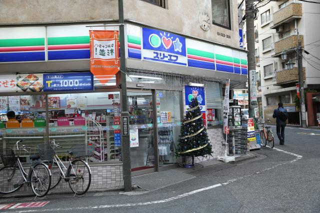 スリーエフ 高円寺南4丁目店