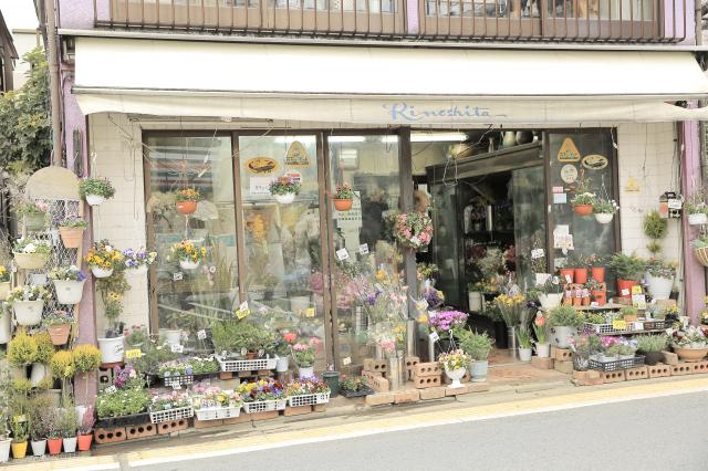 Flower Shop Kinoshita