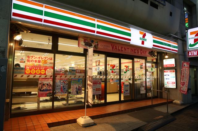 7-Eleven OgikuboAmanumaShouminamiTen