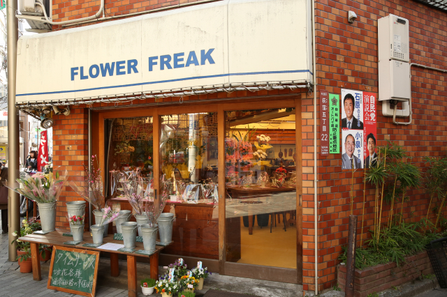 FLOWER FREAK